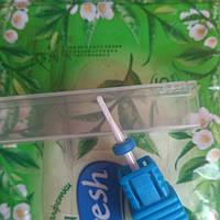Фреза керамическая для ногтей кутикулы синяя