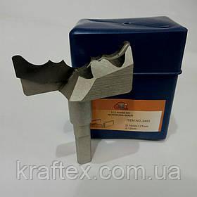 Фреза Globus 2453 D70  (для изготовления декоративных розеток)