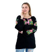 Женские блузы с вышивкой