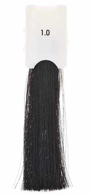 Стойкая крем-краска Maraes Color 1.0 Черный