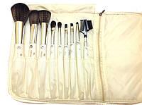 Набор кистей для макияжа Malva 9 в 1