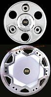 Колпаки из нержавейки на Mercedes Sprinter 1995-2006 2 катковий