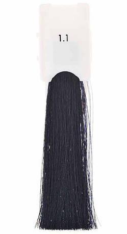 Стойкая крем-краска Maraes Color 1.1 Сине-черный