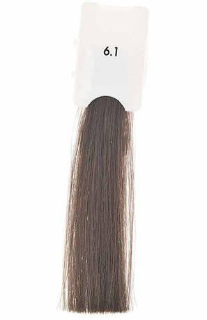 Стойкая крем-краска Maraes Color 6.1 Темно-пепельный блонд