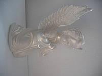 Статуэтка из гипса Ангел на коленях Большой