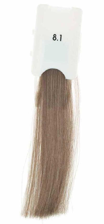 Стойкая крем-краска Maraes Color 8.1 Светлый пепельный блонд