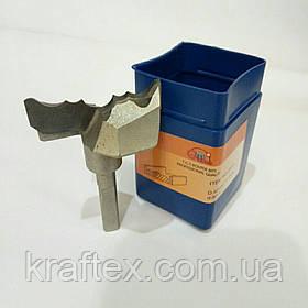 Фреза Globus 2453 D 50 (для изготовления декоративных розеток)