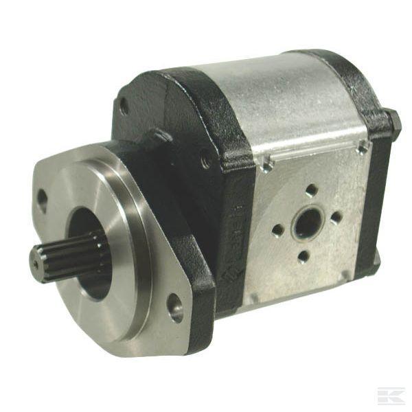 Шестеренный насос серия Polaris PLP3038S004S5 Pomp PLP30.38S0-04S5-LED/EB-N-FS CASAPPA