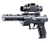Пистолет пневматический Walther Night Hawk