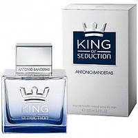 Мужская туалетная вода Antonio Banderas King Of Seduction
