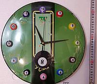 Часы настенные БИЛЬЯРД-777
