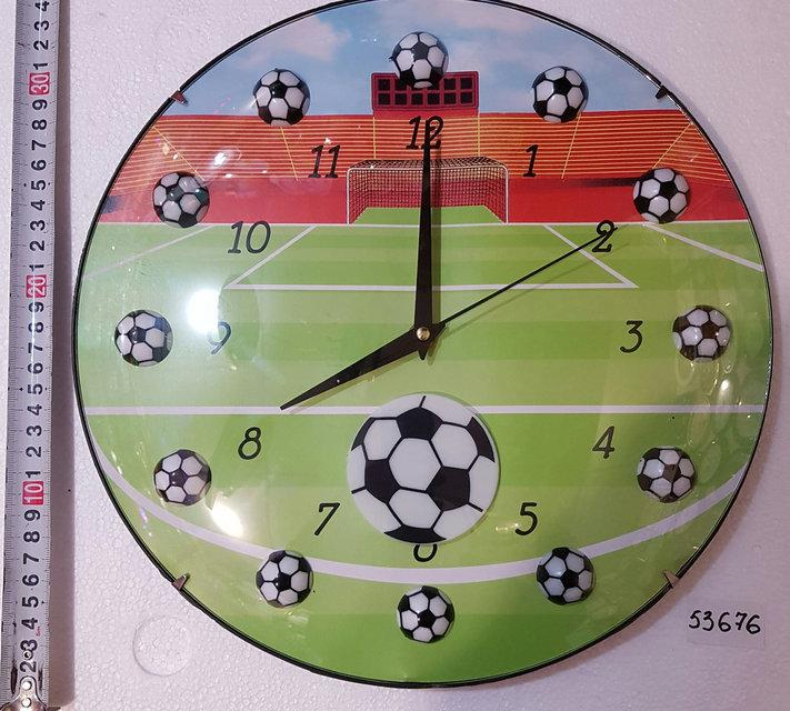 Часы настенные ФУТБОЛ-53677