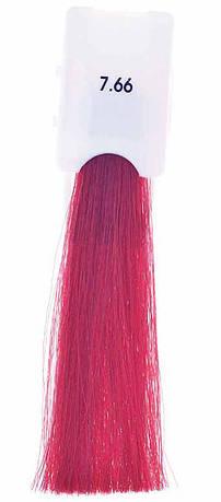 Стойкая крем-краска Maraes Color 7.66 Интенсивно красный блонд