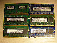 Sodim ddr2 512Мб разные производители