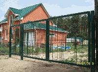 Заборы, ворота, калитки, решетки, металлоконструкции