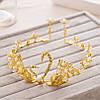 Тиара диадема АМИНА корона модная красивая модные украшения для волос тиары, фото 8