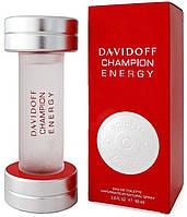 Мужская туалетная вода Davidoff Champion Energy (Давидофф Чемпион Энерджи)
