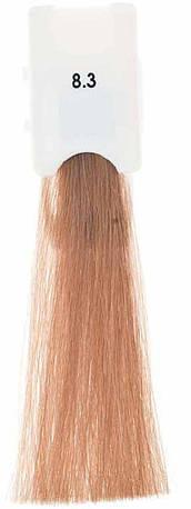 Стойкая крем-краска Maraes Color 8.3 Золотисто светлый блонд