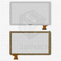 Сенсорный экран для планшетов Assistant AP-115G Freedom , 146 мм, 255 мм, 50 pin, емкостный, белый