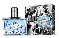 Мужская туалетная вода  Donna Karan Dkny Love From New York (Донна Каран Лав Фром Нью Йорк Мен)