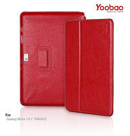 "Yoobao Executive leather case for Samsung N8000 Galaxy Note 10.1"", red (LCSAMN8000-ED)"