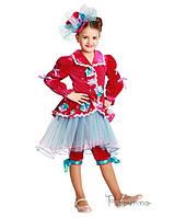 Детский костюм для девочки Кукла-Амазонка