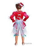 Детский костюм для девочки Кукла-Амазонка, фото 3