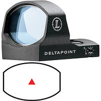 Прицел коллиматорный Leupold Deltapoint 7.5 MOA