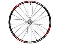 Fulcrum колесо переднее Red Metal 1 XL black/silver disc 6 bolts alu RM1-11DFB