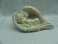 Статуэтка из гипса Ангел спящий большой