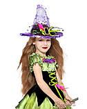 Детский костюм для девочки Ведьмочка, фото 3