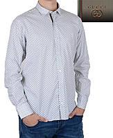 Красивая мужская рубашка Gucci