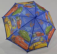 """Детский зонтик трость для детей на 3-6 лет от фирмы """"LoveRain""""."""
