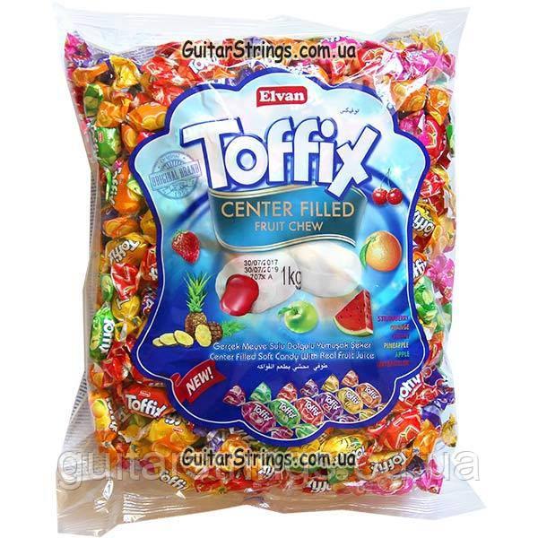 Жевательная конфета Toffix Mix 1Kg