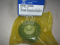 Ролик обводной общего ремня (производство Hyundai-KIA ), код запчасти: 252872C000