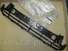 Решетка в бампер средняя Hyundai Santa Fe 09- (производство Hyundai-KIA ), код запчасти: 865122B700