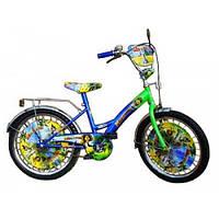 Детский Велосипед Mustang Мадагаскар 20