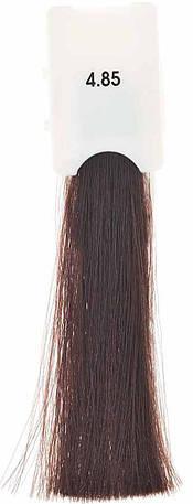 Стойкая крем-краска Maraes Color 4.85 Теплый махагоновый брюнет