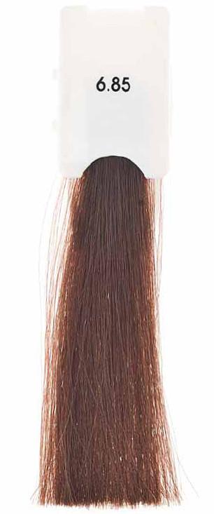 Стойкая крем-краска Maraes Color 6.85 Теплый махагоновый темный блонд