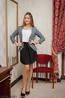 Женский кардиган Подіум Millet 12169-GREY S Серый