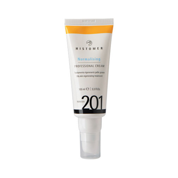 FORMULA 201 normalising professional Финишный крем нормализующий для жирной кожи, 100 мл Histomer