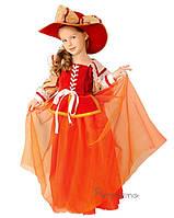 Детский костюм для девочки Дама мушкетера
