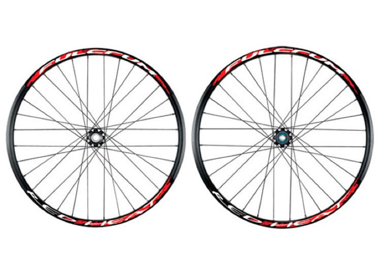 Fulcrum колеса Red Heat F+R disc 6 bolts RMH-11DFRB