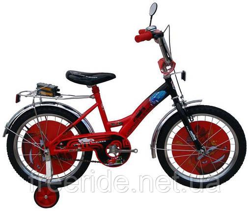 Детский Велосипед Mustang Тачки 20, фото 2