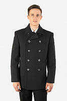 Куртка выполнена в стиле милитари, полуприлегающего силуэта