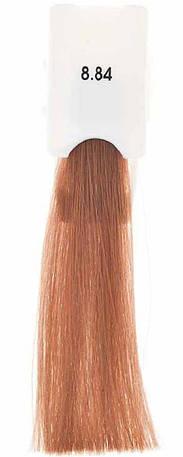 Стойкая крем-краска Maraes Color 8.84 Теплый медный светлый блонд