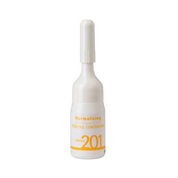 FORMULA 201 Нормализующий концентрат стволовых клеток для жирной кожи, 3 мл Histomer