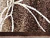 Ковёр Вивальди, цвет коричневый, абстрактный узор  , фото 3