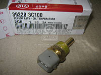 Датчик температуры масла (производство Hyundai-KIA ), код запчасти: 392203C100