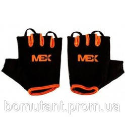 B-Fit Gloves Black L size MEX Nutrition
